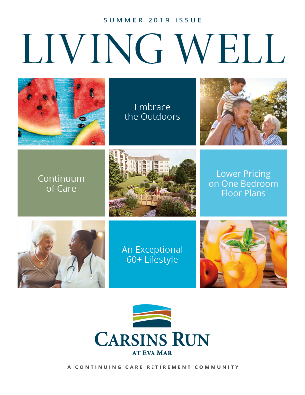 Living Well Summer 2019