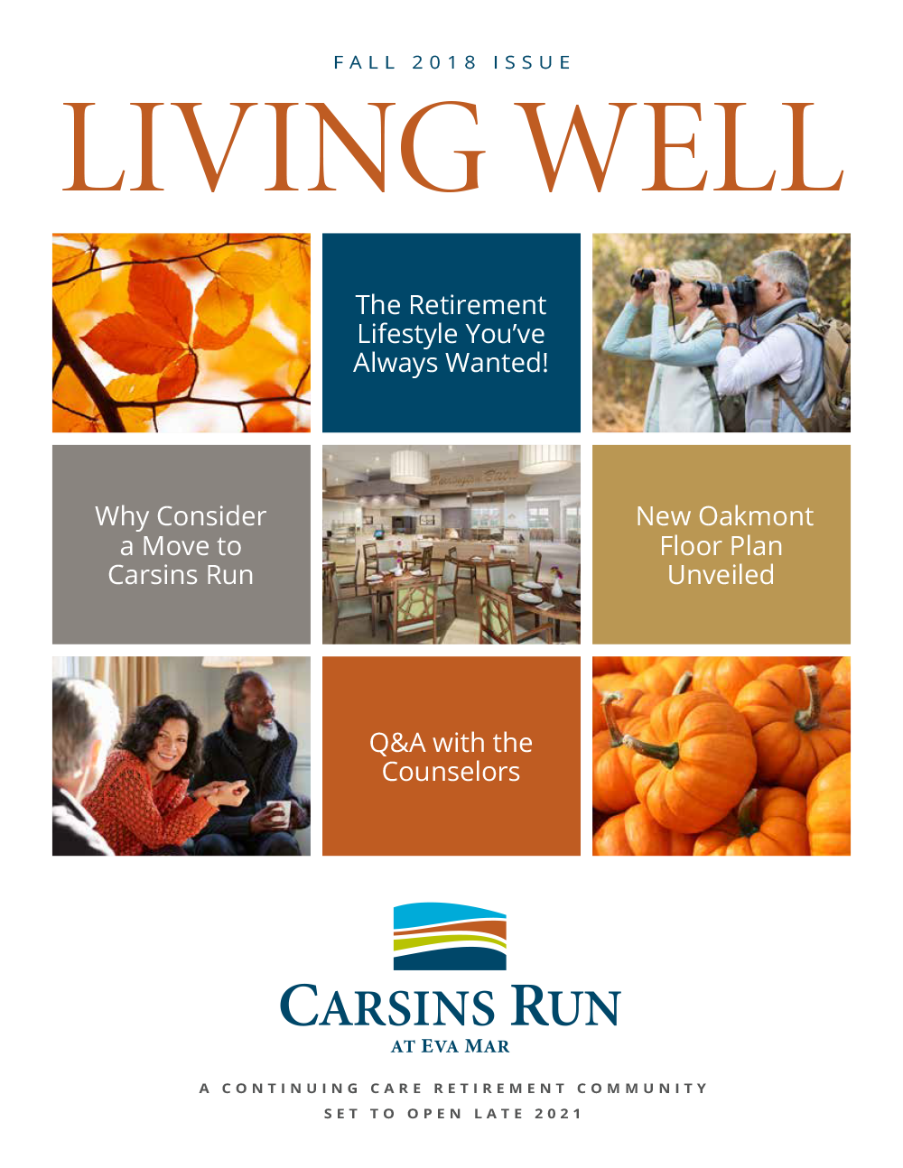 Living Well Fall 2018