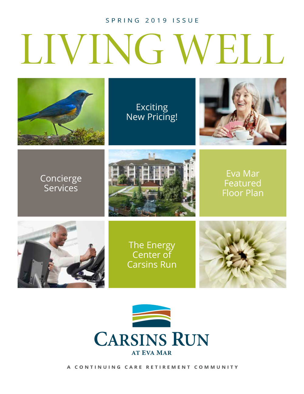 Living Well Spring 2019