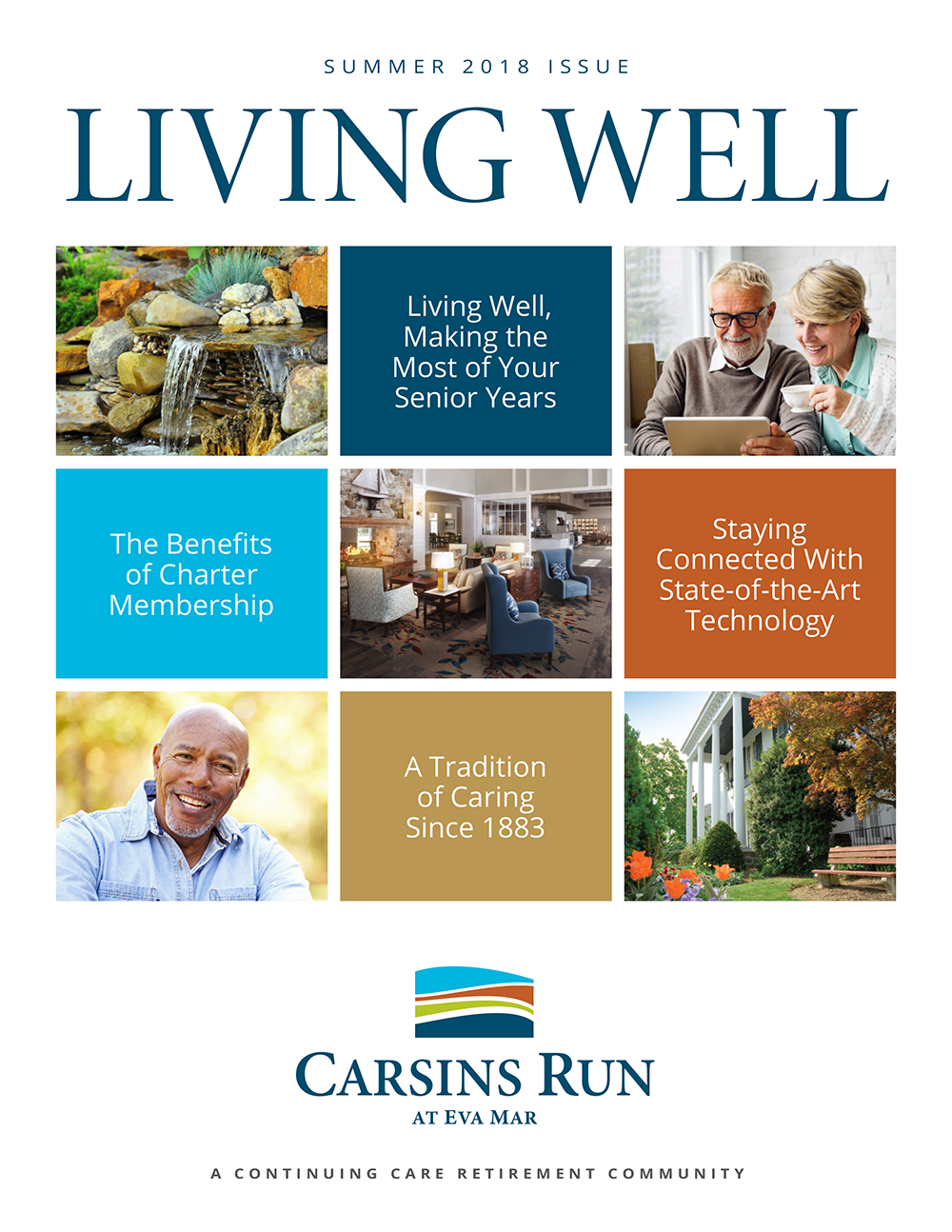 Living Well Spring 2018