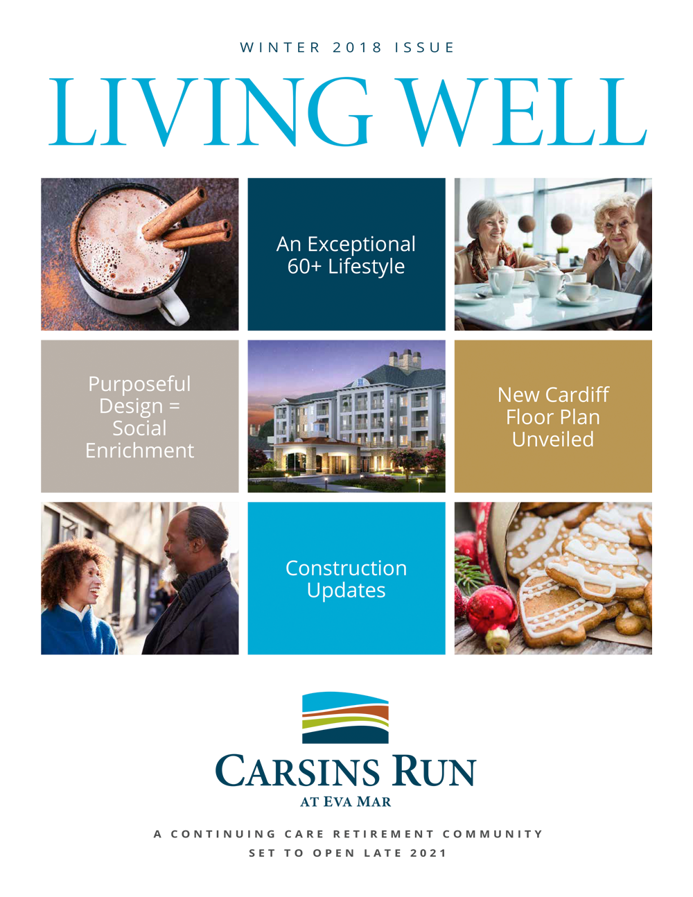 Living Well Winter 2018